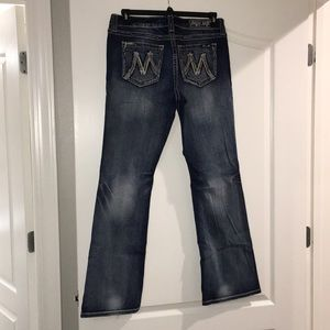 Miss Me M series easy boot cut size 30